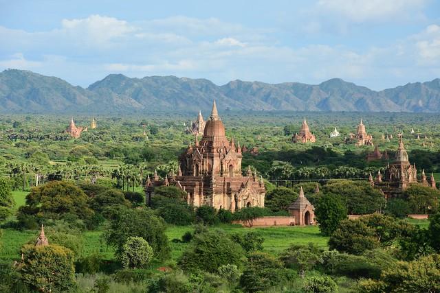 Bagan, Myanmar 2035