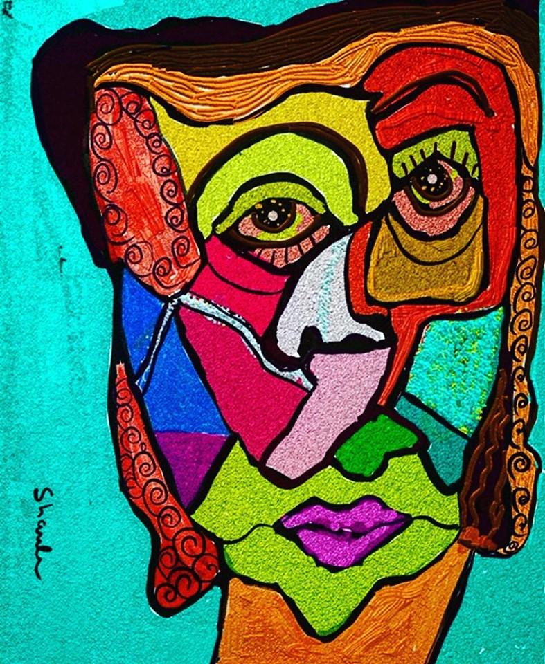 shaula schaham שאולה שחם יוצרת ישראלית מודרנית יוצרות ישראליות עכשוויות מודרניות פלסטיות  ציירת אמנית חזותיות היוצרות הישראליות העכשוויות המודרניות אמנות אומנות