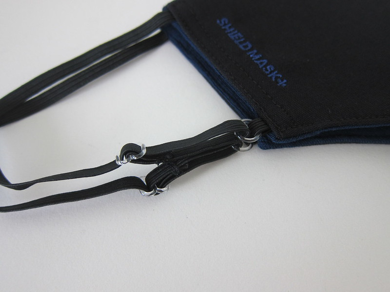 ShieldMask+ Reusable Mask - Adjustable Strap