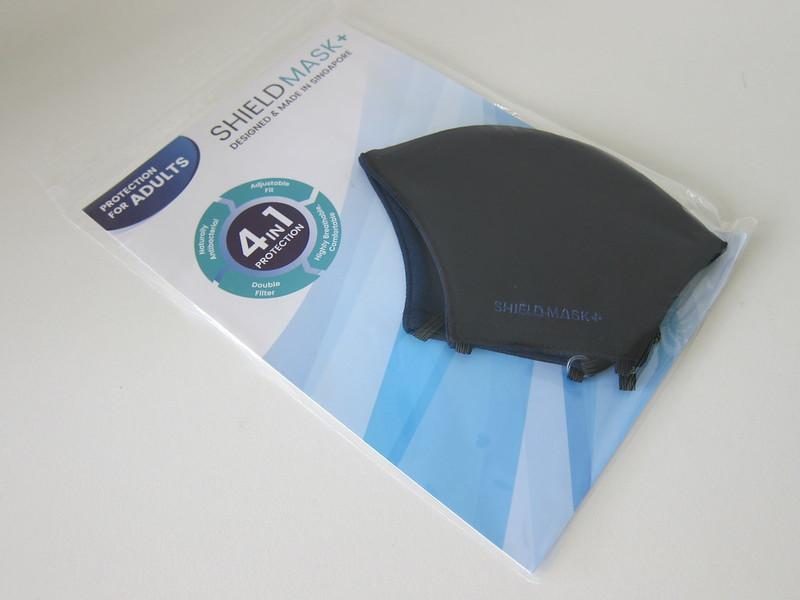 ShieldMask+ Reusable Mask - Packaging
