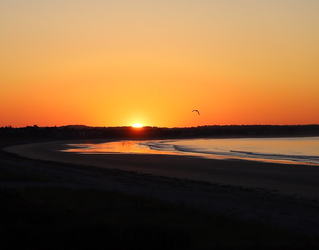 Old Orchard Beach sunrise....