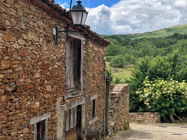 Pueblos de pizarra de la Comunidad de Madrid