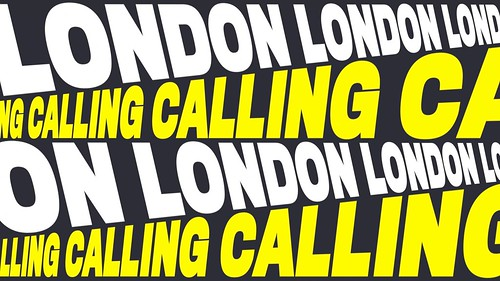 London Calling Lecture Series: ArtCenter College Graphic Design Department