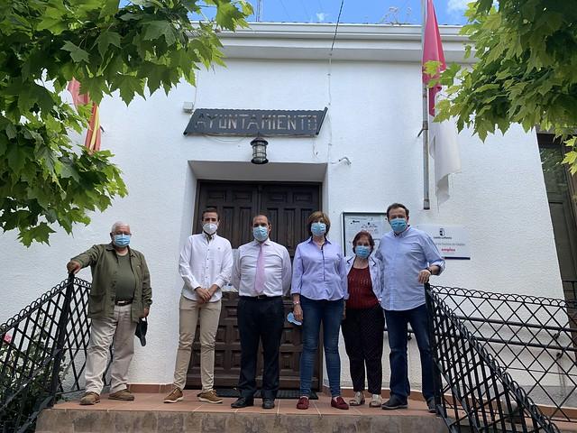 Visita a Cañaveruelas y Alcocer