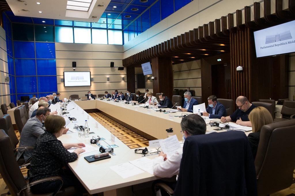 17.06.2020 Ședința Biroului Permanent