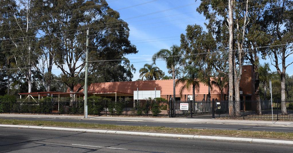 St Ella Speleota Catholic Church, Ashcroft, Sydney, NSW.