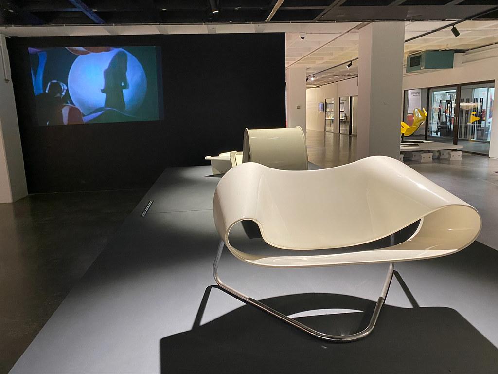 Nastro Chair by Ceasare Leonardi1961