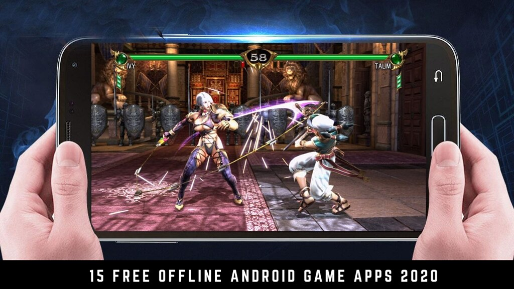 15 Free offline Android game Apps 2020