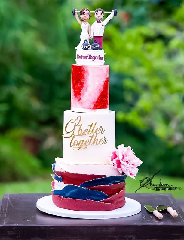 Cake by Shirvon's Little Cake Factory