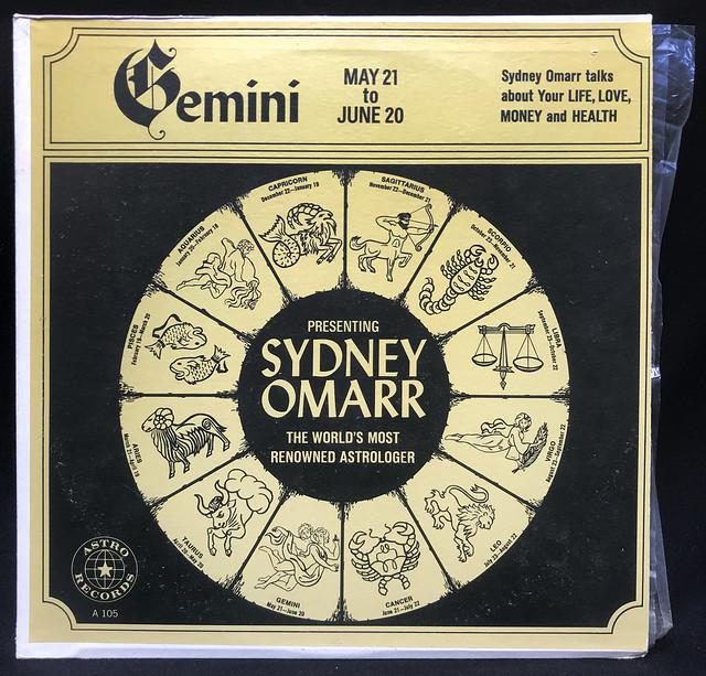 Sydney Omarr - Gemini