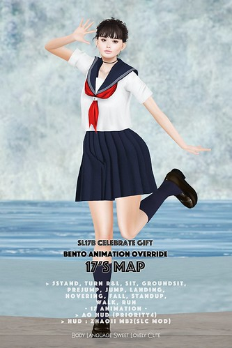 (Gift) AO 17's Map @ SL17B Shop and Hop