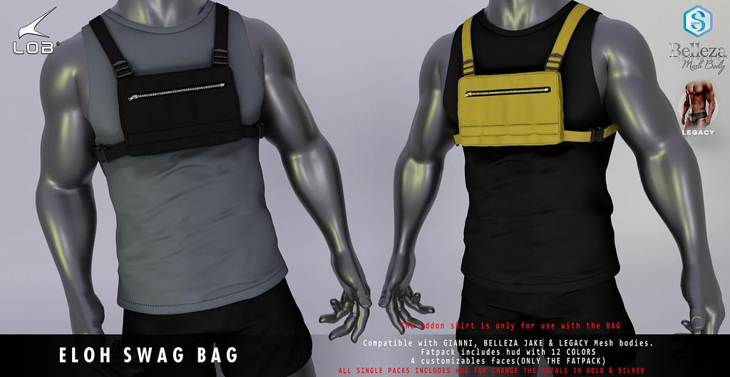 [LOB] ELOH SWAG BAG