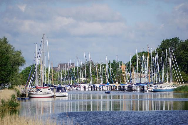 Greifswald - Hafen