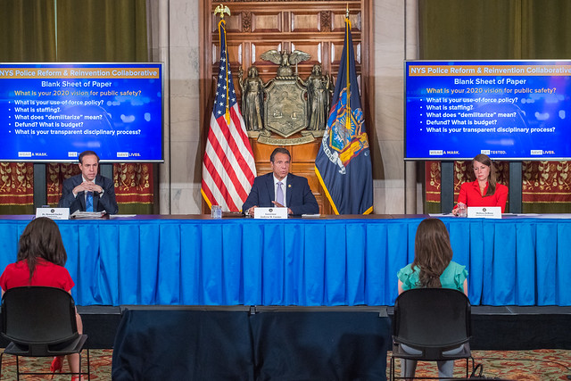 Governor Cuomo Holds Briefing on COVID-19 Response - 6/17