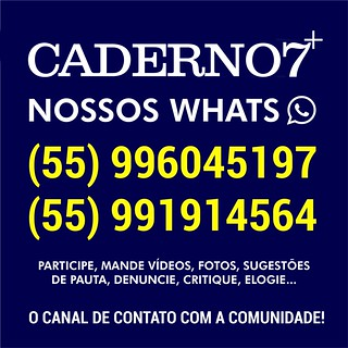 Contatos de Whatsapp do site