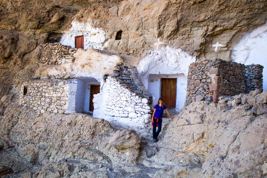 Acusa Seca es uno de los lugares que ver en Artenara