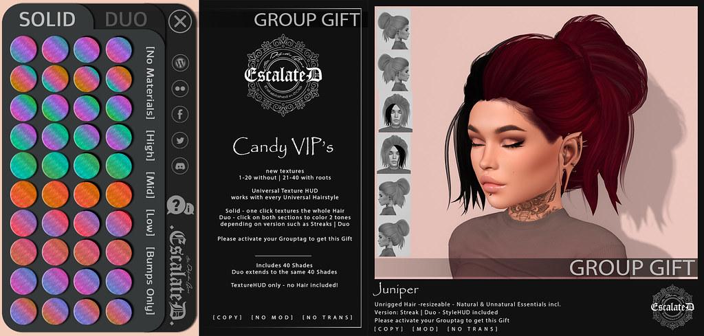 💜 2 new Groupgifts
