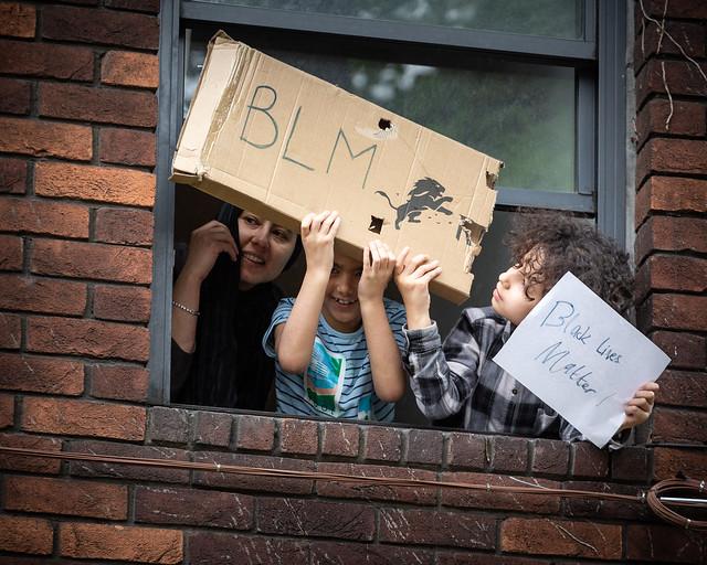 Window Protest