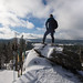 V Jizerských horách najdete spoustu skalních vyhlídek, na foto je Jelení stráň, foto: Jan Hocek