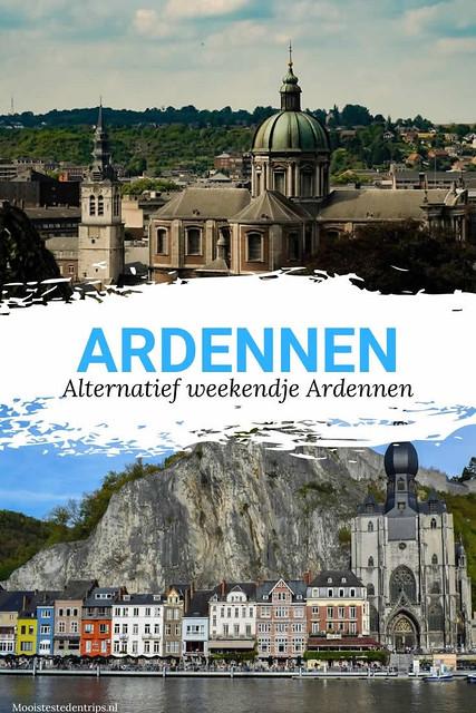 Weekendje Ardennen | Tips voor een alternatief weekendje Belgische Ardennen