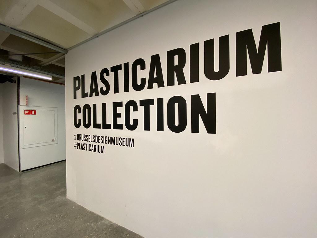 Entrance to the Plasticarium Collextion