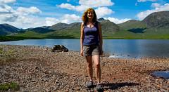At Loch Dochard