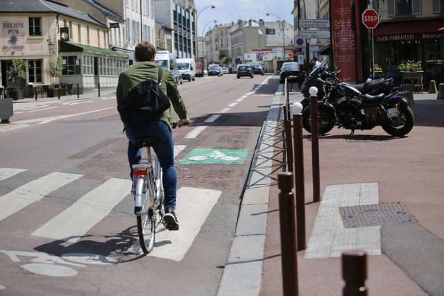 Voies cyclables