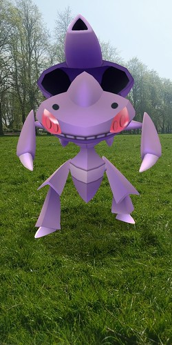 649 - Genesect