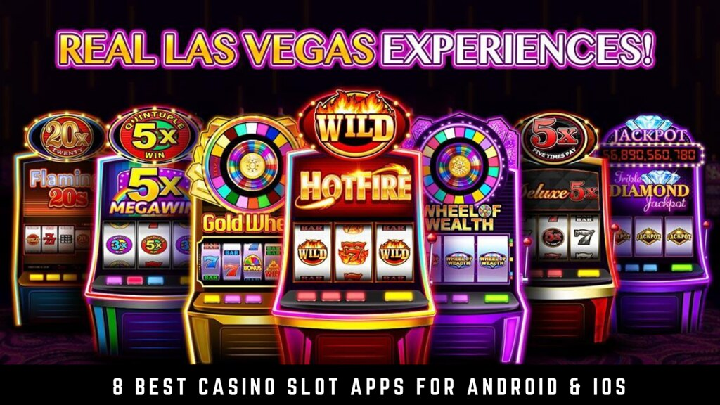 8 Best casino slot apps for Android & iOS