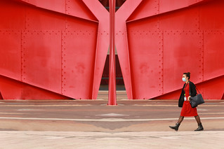 Symphonie en rouge // Symphony in red