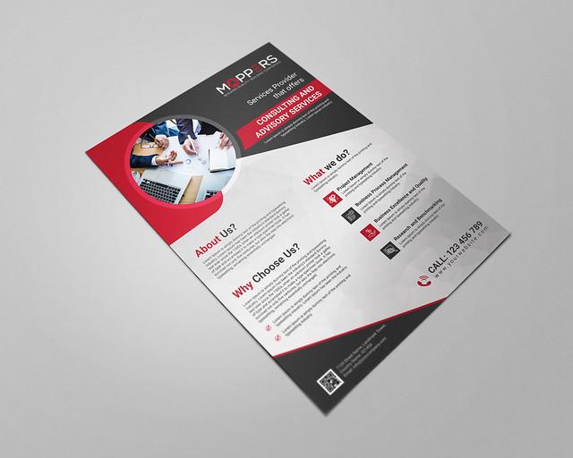 Flyer Design - Poster Design - Brochure Design