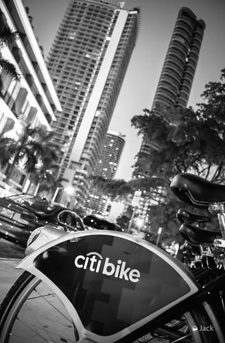 Miami mood - citi bike