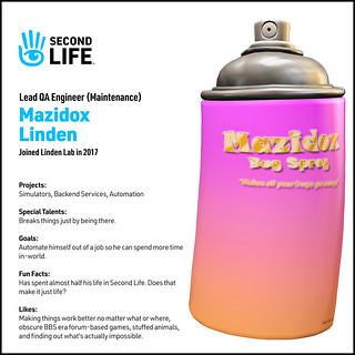 Mazidox Linden