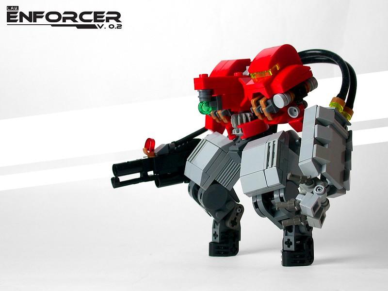 L.A.W. Enforcer Prototype