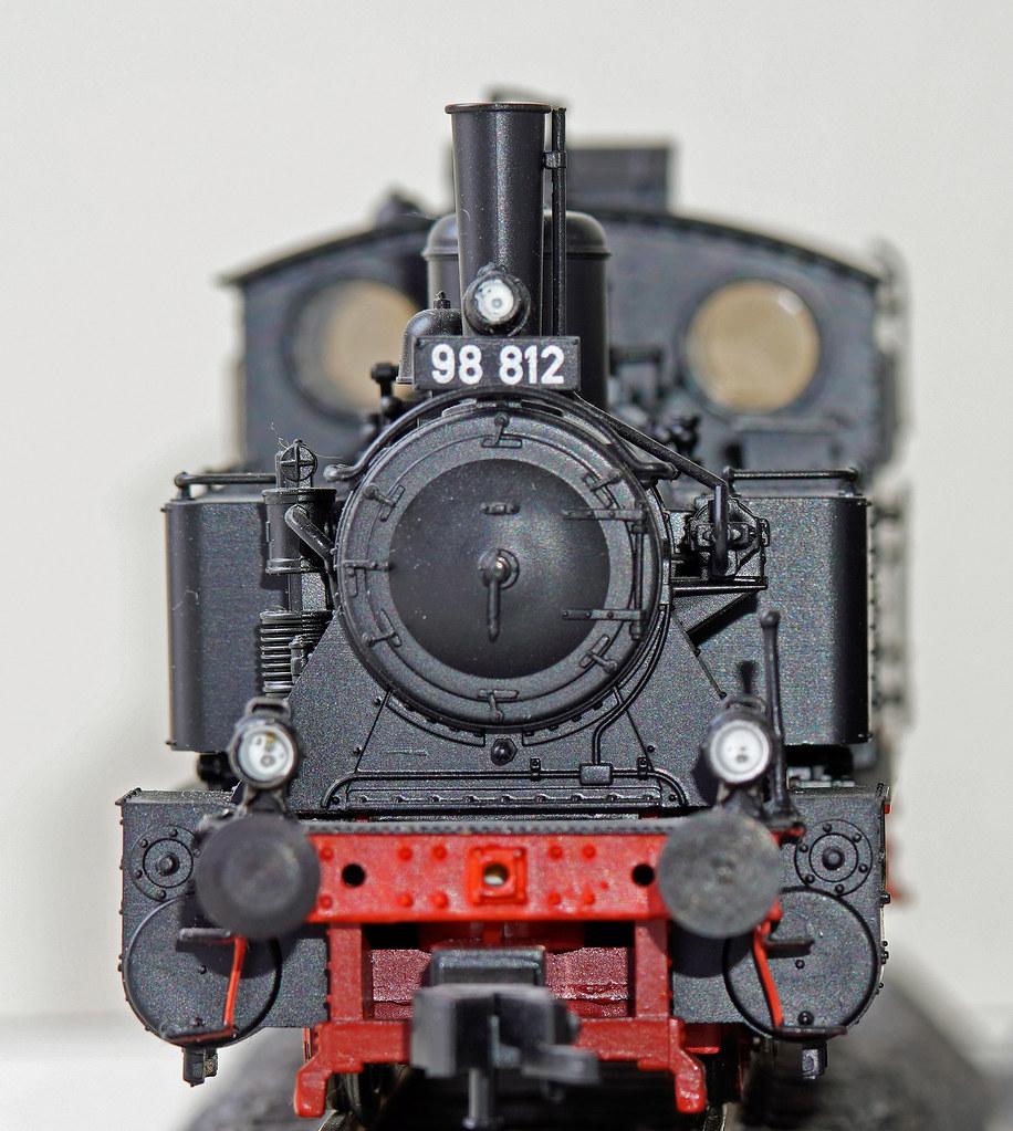 GFN 4070, Front umgebaut