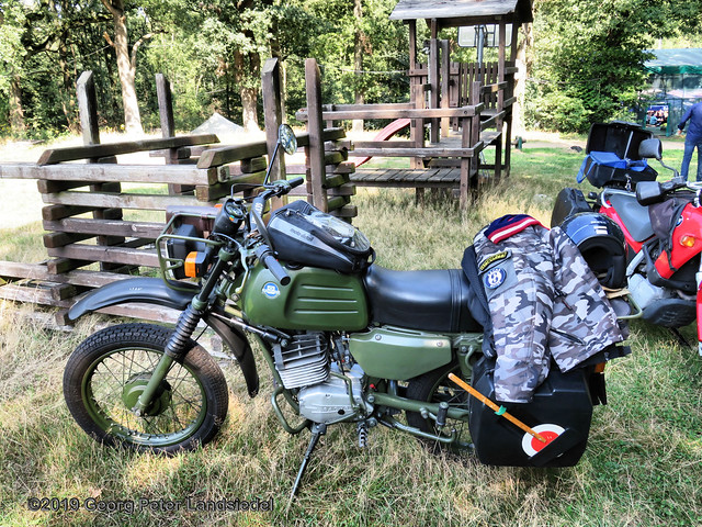Motorrad Hercules