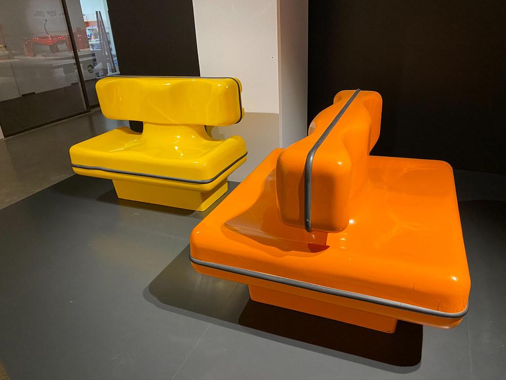 Jean Luc Favriau sofa