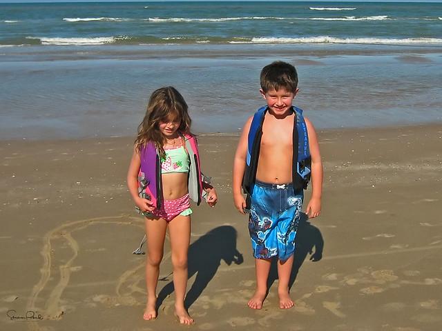 Ian Gabi Beach