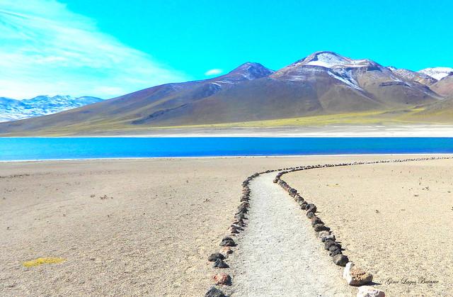 Ruta norte, Chile
