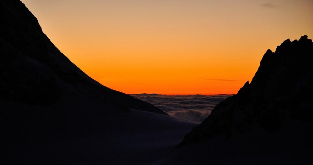 Planurahütte Glarner Alpen Schweiz foto 25