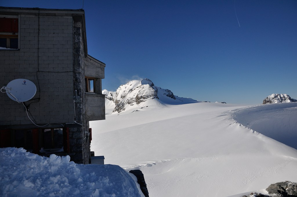 Planurahütte Glarner Alpen Schweiz foto 07