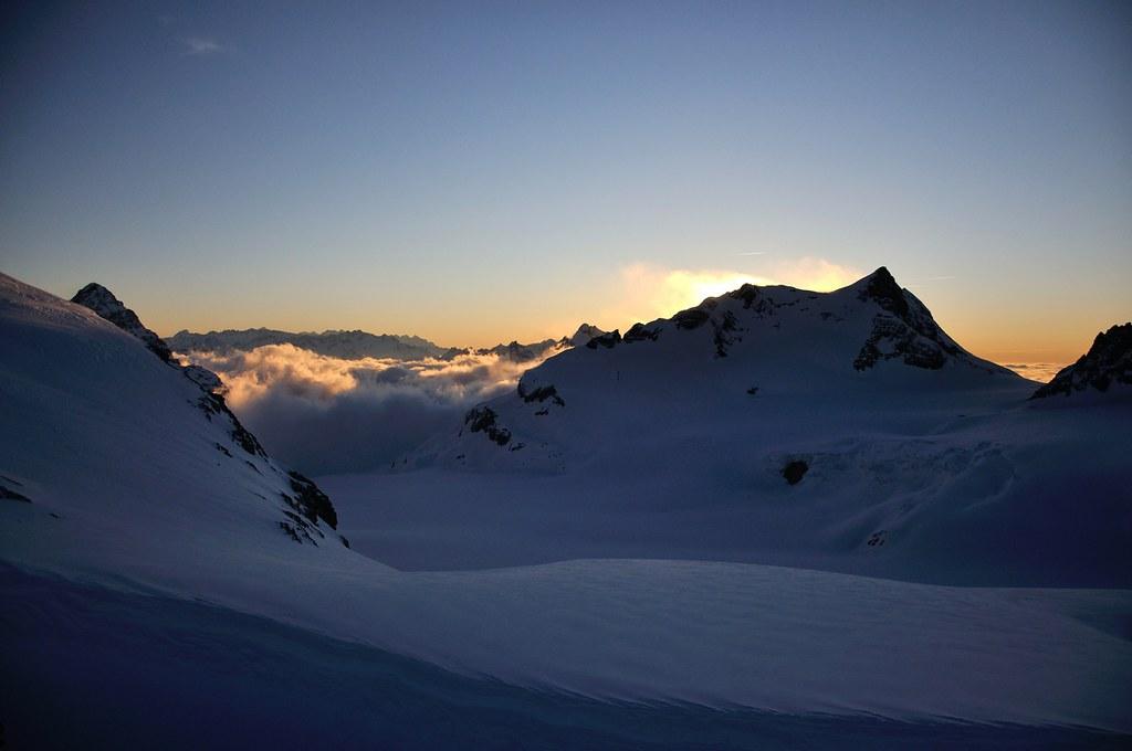 Planurahütte Glarner Alpen Schweiz foto 23