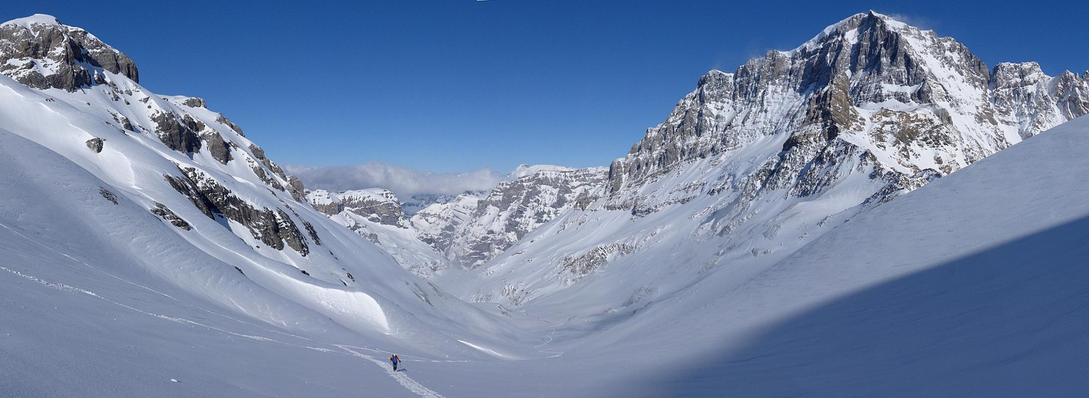 Planurahütte Glarner Alpen Schweiz panorama 42