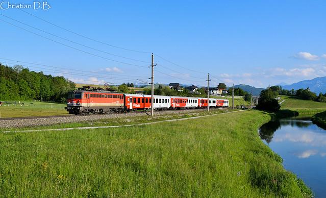 Rh 1142.688 - Wartberg an der Krems (A)