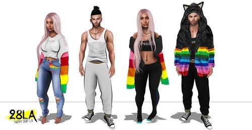 28LA x Pride 2020