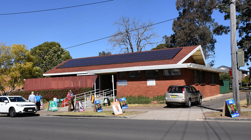Community Centre, Revesby, Sydney, NSW.