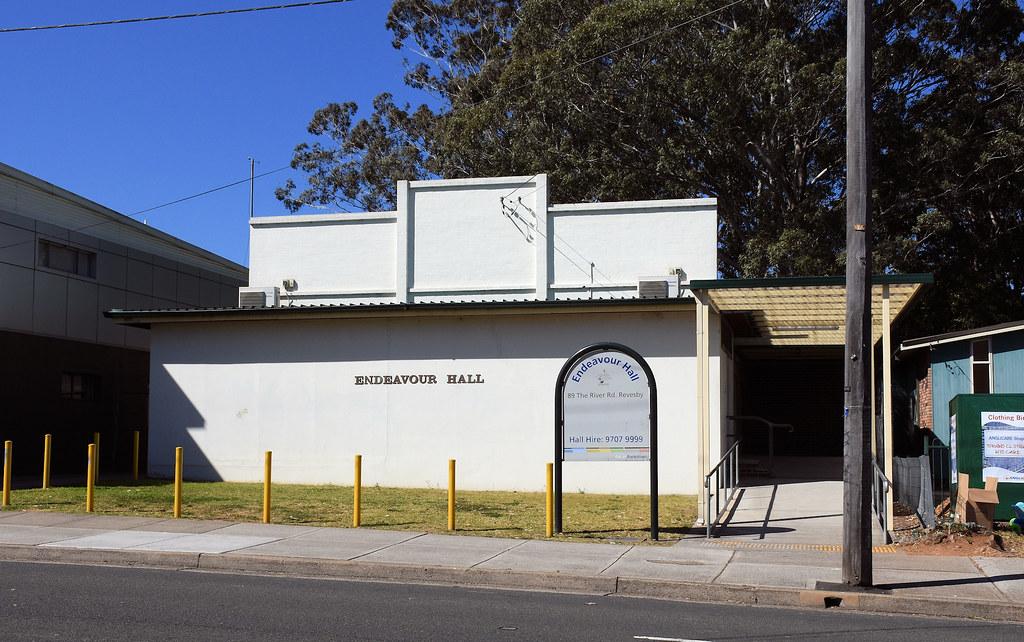 Endevour Hall, Revesby, Sydney, NSW.