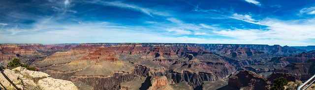 Armchair Traveling - Grand Canyon Pano