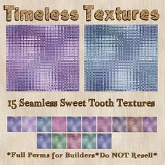 TT 15 Seamless Sweet Tooth Timeless Textures