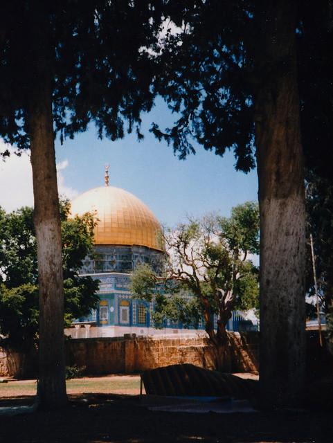 Dome of the Rock, al-Quds/Jerusalem